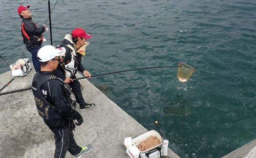 昨日の釣りは