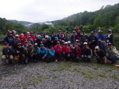 「平谷湖FS」チャンピオンシップ第2戦参戦記 プロローグ&「GRAPE」試釣