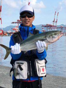 松村渡船さん釣果♪色んな魚が釣れています。