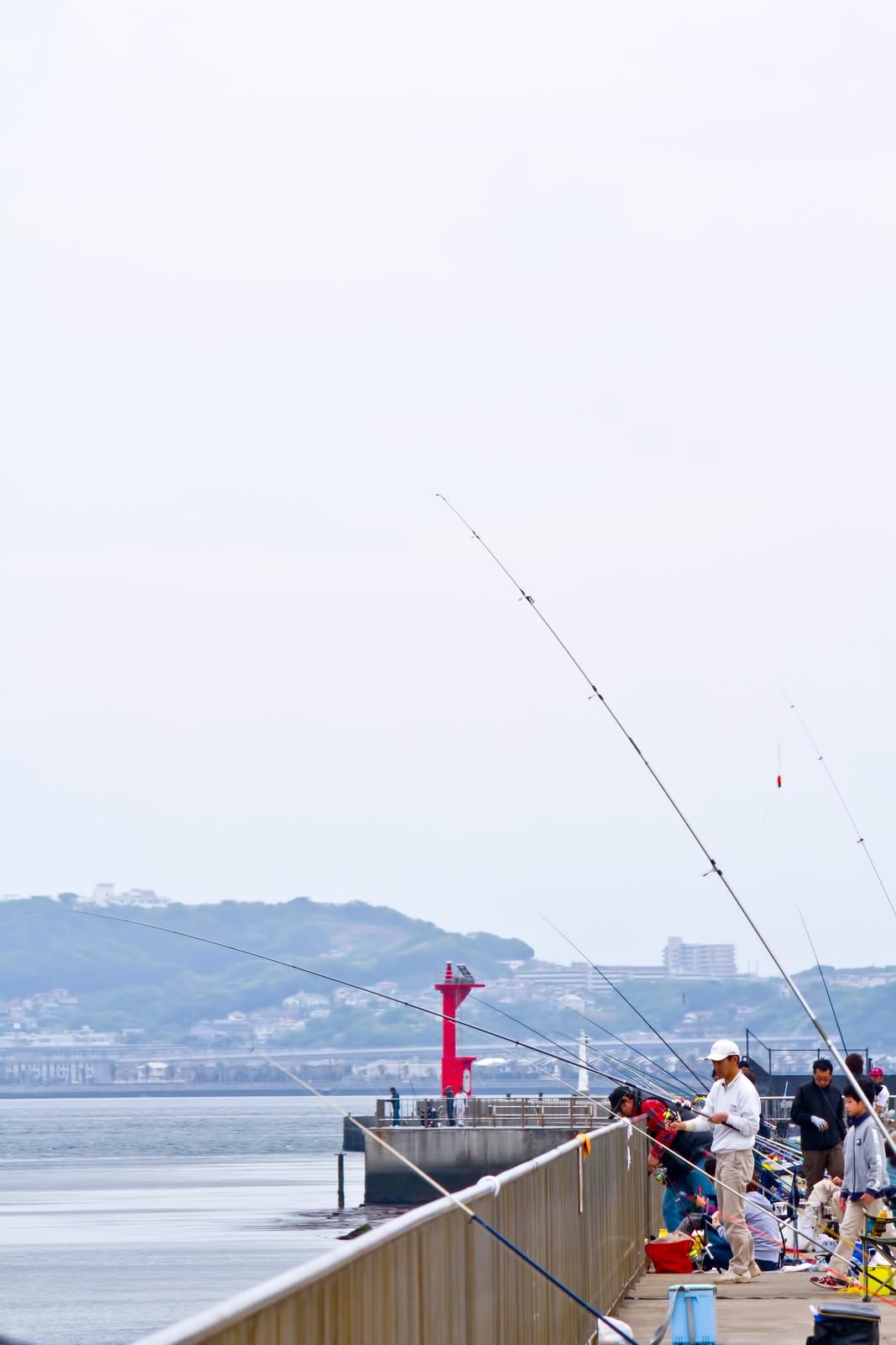 帰国後、最初の釣りは、、
